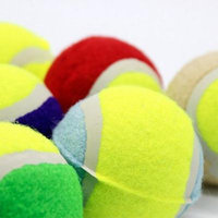Small Size Dog Tennis Ball Giant Pet Toys for Dog Chewing Toy For Training