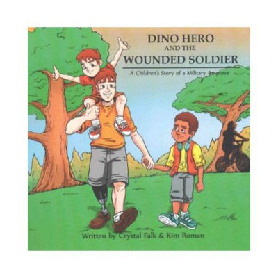 Dino Hero and the Wounded Soilder (Paperback)
