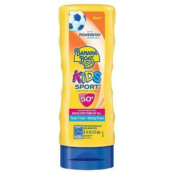 Banana Boat Kids Sport Sunscreen Lotion - SPF 50 - 6oz