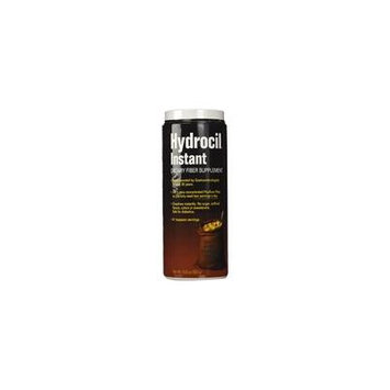 Hydrocil Instant Fiber Laxative Dietary Fiber Supplement 10.6oz Each