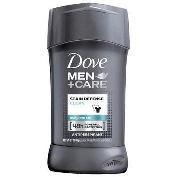 Dove Men+Care No White Marks Antiperspirant Stick Invisible - 2.7oz