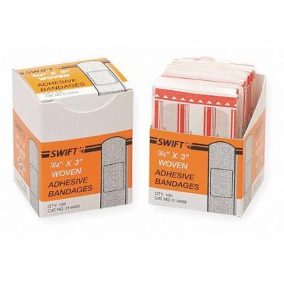 Fabric Strip Bandages, 3