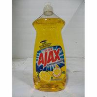 Purity Ajax Super Degreaser Dishwashing Liquid, Lemon, 28 oz Pack of 3