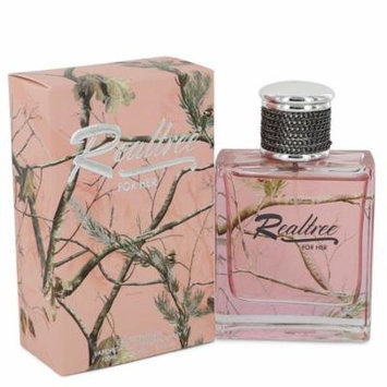 RealTree by Jordan Outdoor Eau De Parfum Spray 3.4 oz-Women