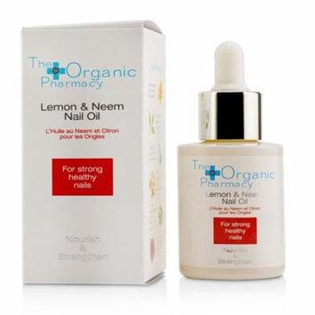 Lemon & Neem Nail Oil - Nourish & Strengthen-30ml/1oz