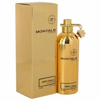 Montale Sweet Vanilla by MontaleEau De Parfum Spray (Unisex) 3.4 oz-Women