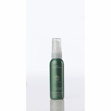 Olive Oil Restoring Oil, 2 oz - DESIGNLINE - Rich in Vitamins and Antioxidants that Soften, Detangle, and Hydrate All Hair Types for a Sleek, Smooth, and Frizz-Free Style