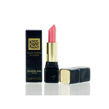 GUERLAIN KISS KISS CREAMY SATIN FINISH LIPSTICK (368)BABY ROSE 0.12 OZ