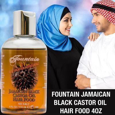 Jamaican Black Castor Oil Hair Food Thinning Hair Treatment