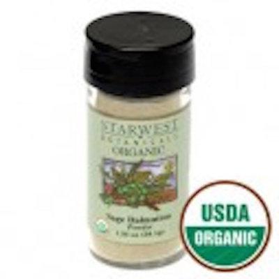 Starwest Botanicals Organic Sage Dalmation Powder Jar