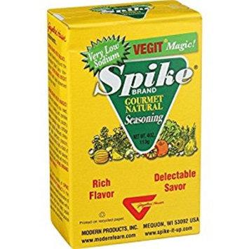 Spike Vegit Seasoning - All Purpose - 4 oz - Low Sodium