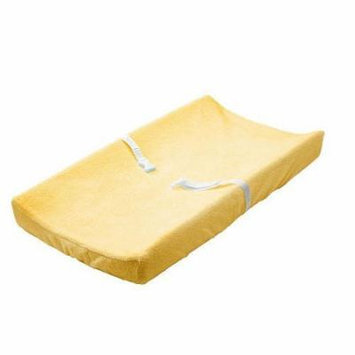 Babies'R'Us Plush Changing Pad Cover - Yellow