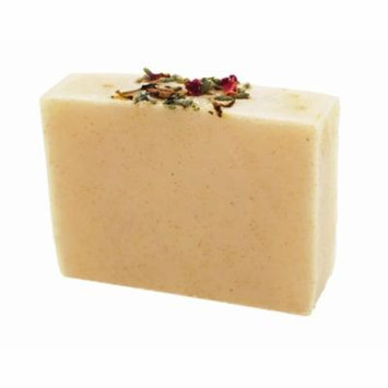 Victory Garden Exfoliating Handmade Artisan Luxury Gift Soap Bar by Score Soap