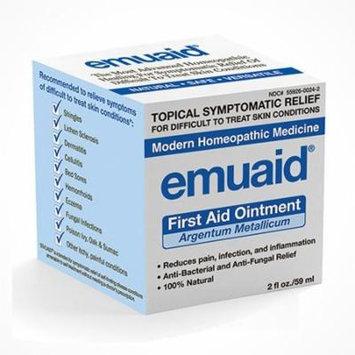 Emuaid- Natural Pain Relief, Argentum Metallicum , Anti-Inflammatory Therapy, 2oz