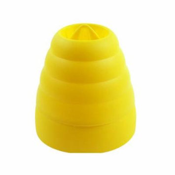 Portable Plastic Beehive Wasp Trap Swarm Catcher (Yellow)