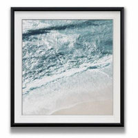 Highland Dunes 'Ocean Detail' Photograph