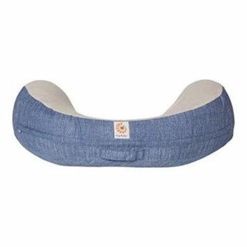 Ergobaby Natural Curve Nursing Pillow Vintage Blue