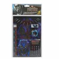 Black Panther 7 Piece Fun Calculator Set