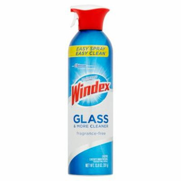 (2 pack) Aerosol Windex Cleaner, 13.8 oz