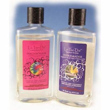 La-Tee-Da Effusion and Fragrance Lamp Oil Refills - 16 oz - SIMPLY SERENE