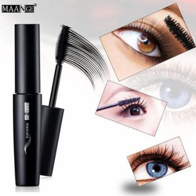 MAG5006 Waterproof Black Curling Eyelash Extension Cosmetic Liquid Mascara Holiday Gifts, black,