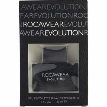 2 Pack - Rocawear Evolution Eau De Toilette Spray, For Men 1.0 oz