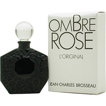OMBRE ROSE by Jean Charles Brosseau PARFUM .25 OZ for WOMEN ---(Package Of 5)