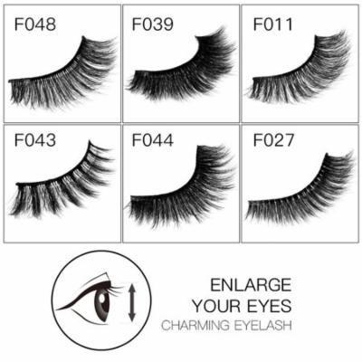 3D Mink False Eyelashes Natural Thick EyeLashes Makeup Beauty Tools Eye Makeup