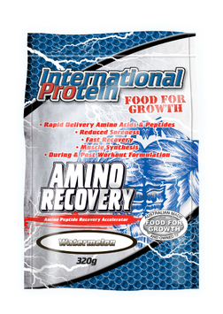 International Protein Amino Recovery Powder, Watermelon, 11.28 Oz