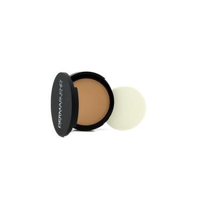 Dermablend Intense Powder Camo Compact Foundation (Medium Buildable To High Coverage) # Almond 13.5G/0.48Oz