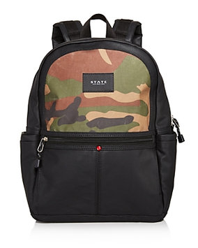 Boy's State Bags Greenpoint Kane Backpack - Green
