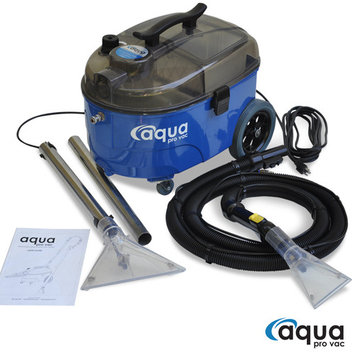 Portable Carpet Cleaning Machine, Spotter, Extractor for Auto Detailing - Aqua Pro Vac