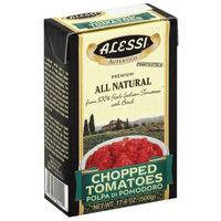 Alessi Premium All Natural Polpa di Pomodoro Chopped Tomatoes, 17.6 oz, (Pack of 12)