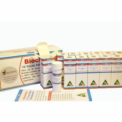 Tissue Cell Salt Kit all 12 Schussler Cell Salts|Economy Pack