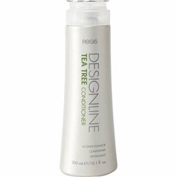 Tea Tree Conditioner, 10.1 oz - DESIGNLINE - Contains Nourishing Vitamins and Minerals that Moisturize Your Hair and Balance Hair and Scalp Oil for Shine, Softness, and Manageability.