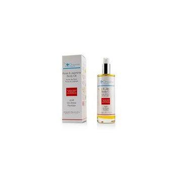 The Organic Pharmacy Rose & Jasmine Body Oil 100ml/3.4oz