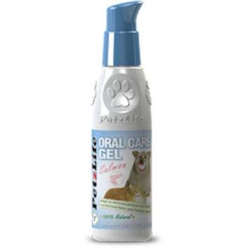 PetzLife Oral Care Gel, Salmon Flavor 4oz