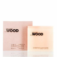 DSQUARED SHE WOOD/DSQUARED2 BODY LOTION 6.8 OZ (200 ML) (W)