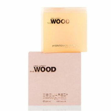 DSQUARED SHE WOOD/DSQUARED2 BODY WASH GEL 6.8 OZ (200 ML) (W)
