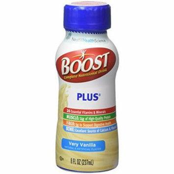 Boost Plus Vanilla Nutritional Energy Drink - 6 PK