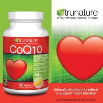 TruNature CoQ10 100 mg, 150 Softgels