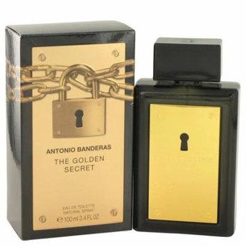 Men Eau De Toilette Spray 3.4 oz Antonio Banderas