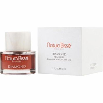 WOMEN Diamond Absolute Damask Rose Body Oil Spray --60ml/2oz (Limited Edition) Natura Bisse