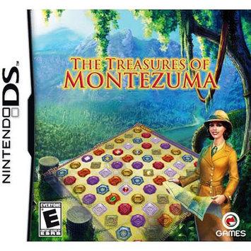 O Games Treasures of Montezuma - Pre-Played