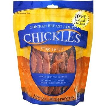 Pet Health Solutions Chickles Chicken Breast Strips (1 lb)
