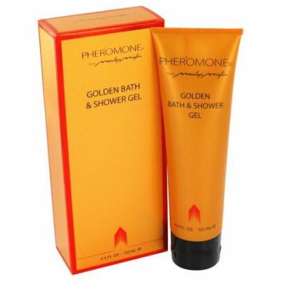Women Golden Bath & Shower Gel 4.5 oz Marilyn Miglin
