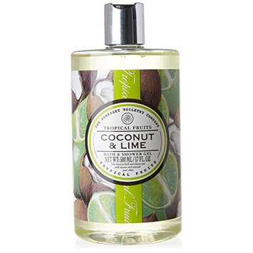 Tropical Fruits Coconut & Lime Bath & Shower Gel 500ml