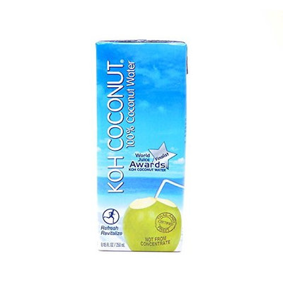 KOH Coconut Water, 8.45 Ounce (Pack of 24)