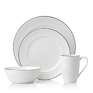 Gap kate spade new york York Avenue 4 Piece Place Setting - 100% Exclusive