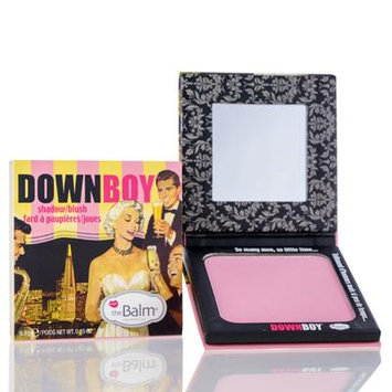 THE BALM DOWN BOY SHADOW BLUSH 0.3 OZ